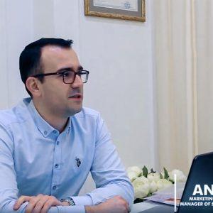 Andi Selaj  – UNYT Success Story (Map Your Path)