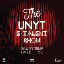 UNYT e-Talent Show – Saturday, April 11th @8PM, be there!