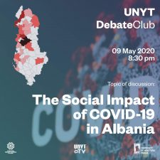 """""""The Social Impact of COVID-19 in Albania"""""""