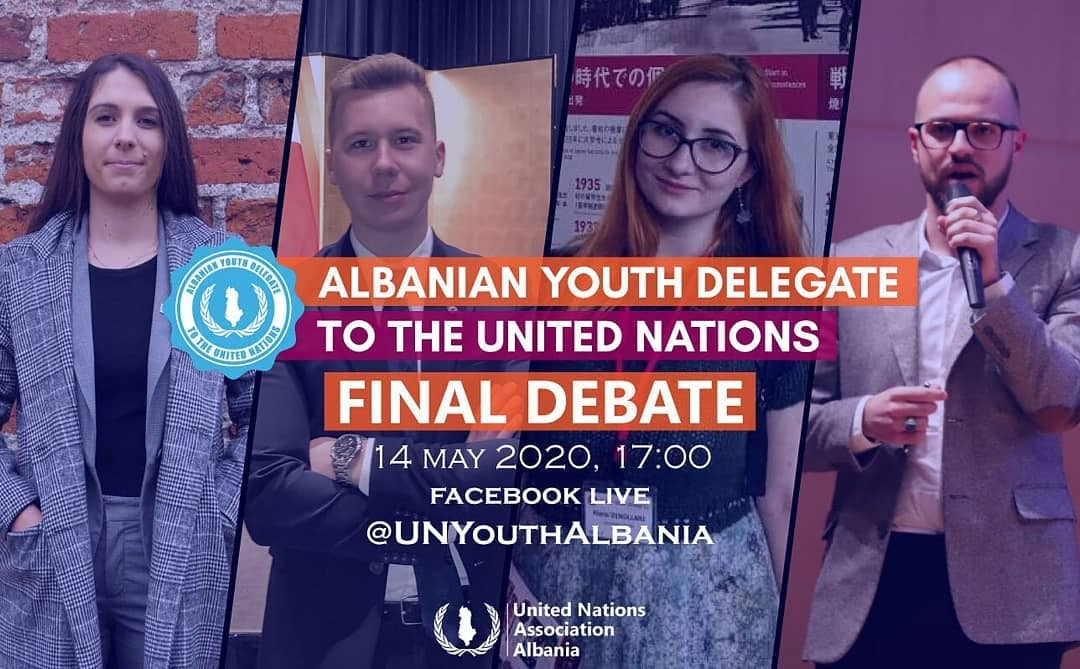 Selecting the next Youth Delegates of Albania
