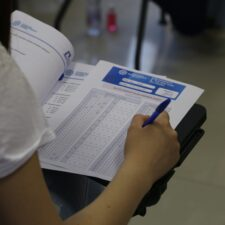 University of New York Tirana launched the E-Scholarship Exam on the 1st of July.