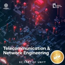 APPLY NOW FOR A BACHELOR IN TELECOMMUNICATION AND NETWORK ENGINEERING
