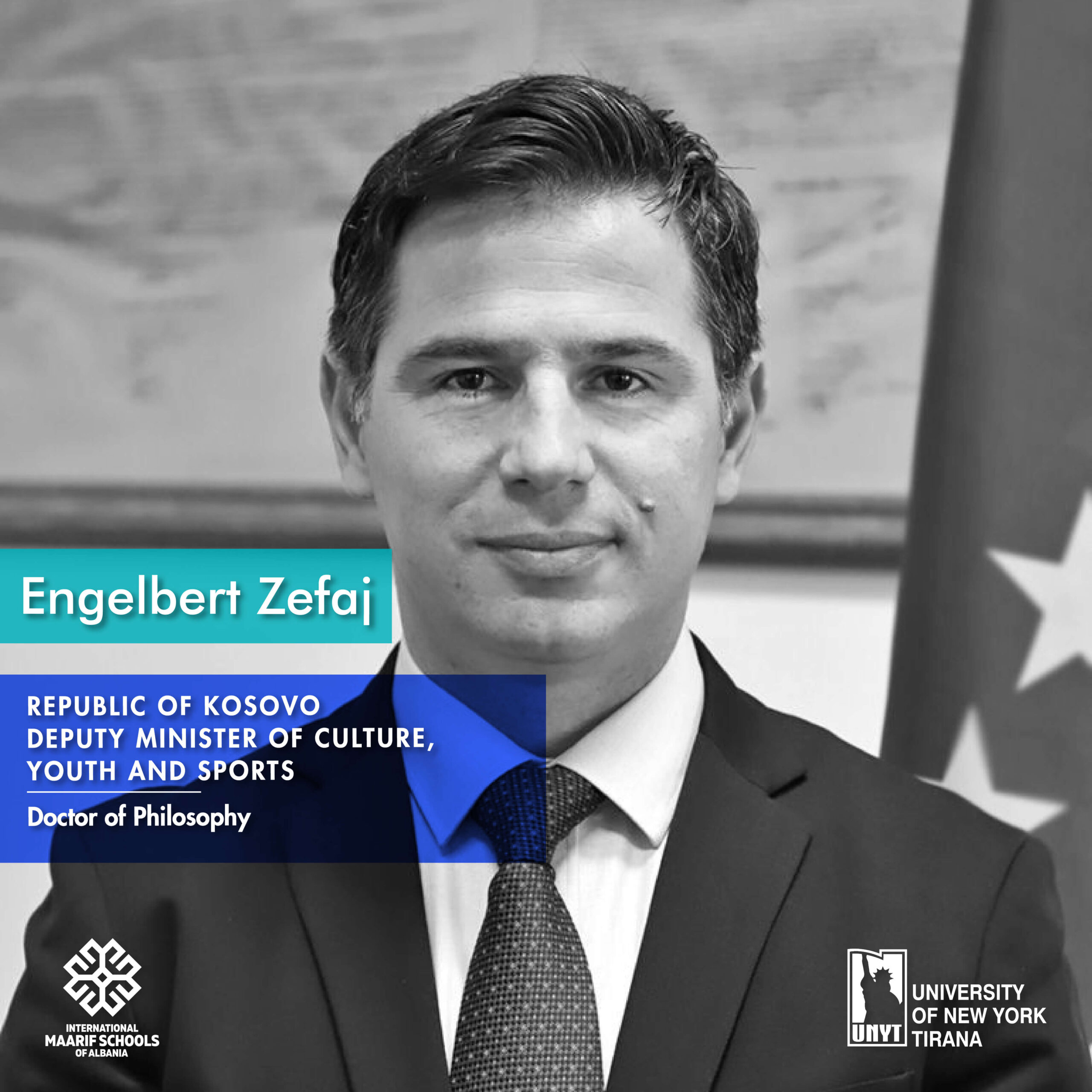 #UNYTGraduates that make us proud! – E.Zefaj
