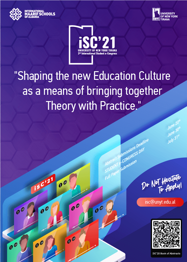 Shaping the New Education Culture as Means of Bringing Together Theory with Practice | 2nd International Student Congress